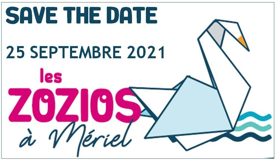 Save the date meriel